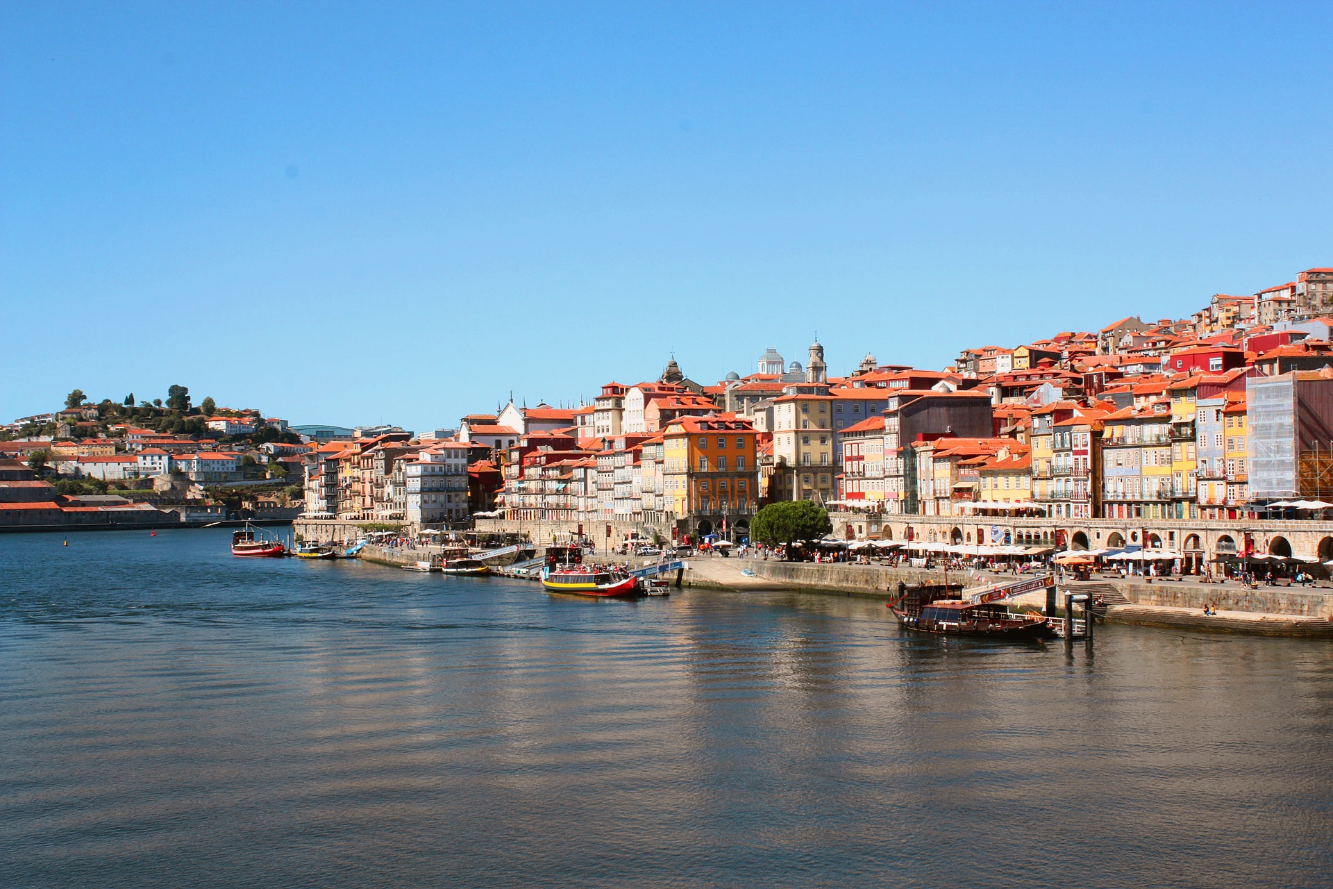 O Centro Histórico do Porto é o 3º mais popular do mundo no Instagram